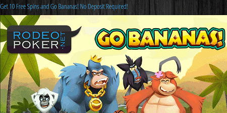 15 Free Spins On Go Bananas
