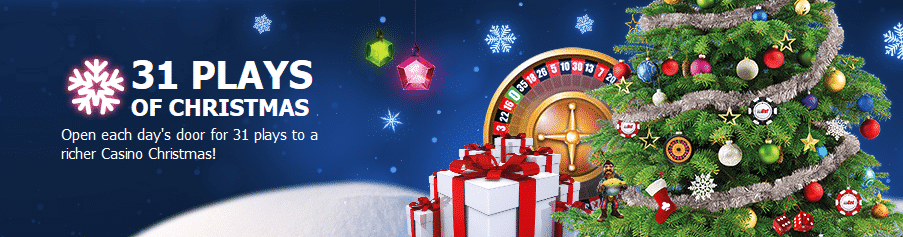 Christmas Free Spins And Bonuses