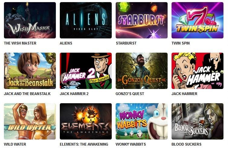 Casino Extra Games