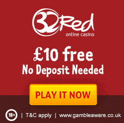 32Red Casino Promotion