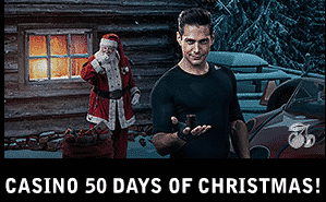 50 Days of Christmas At Betsafe