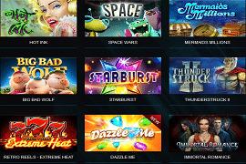 Casino-X Games