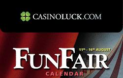 Fun Fair Calendar