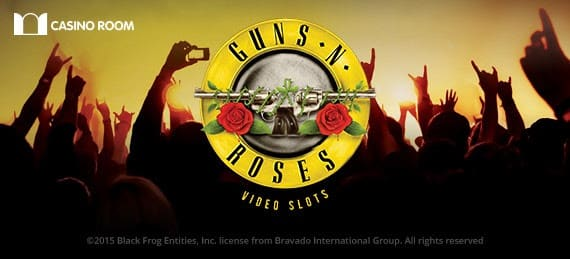 Guns N' Roses at Casinoroom