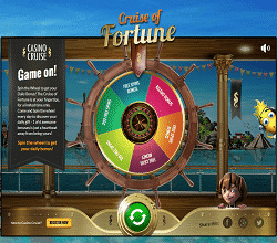 Casino Cruise promotion