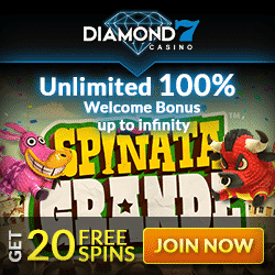 Special Valentine's Day promotion by Diamond 7