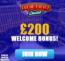 Dream Palace Casino - Hot Slots: Free Spins & Bonuses