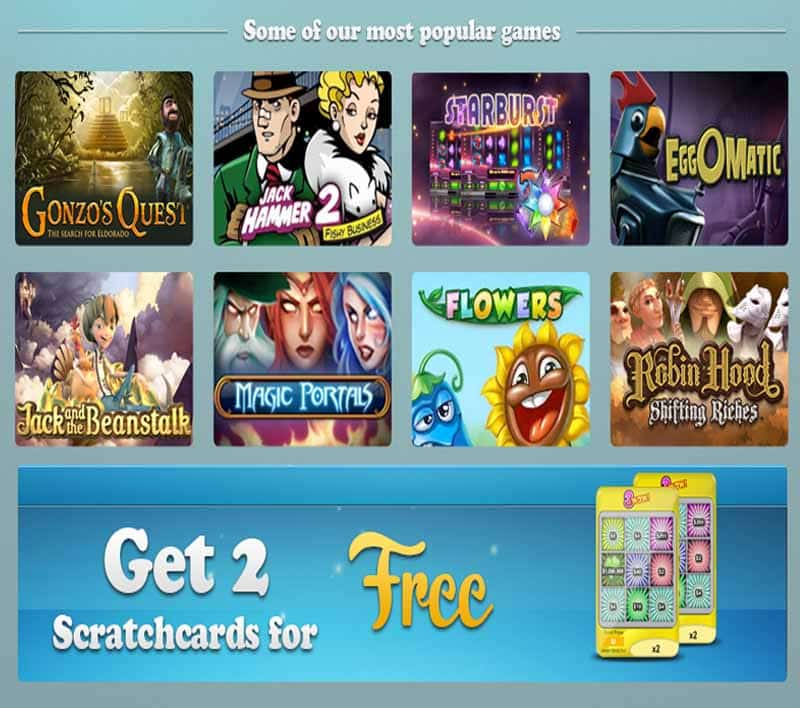 Extraspel Games