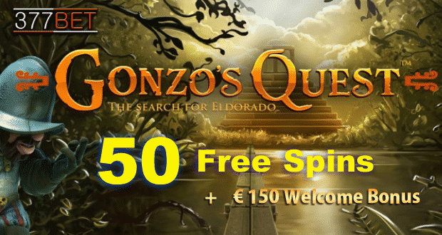 Gonzo Quest Free Spins