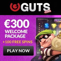 Free Spins At Guts