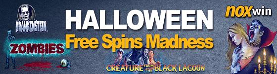 Noxwin Casino Free Spins