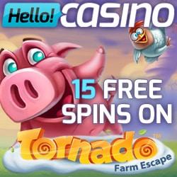 Tornado: Farm Escape free spins