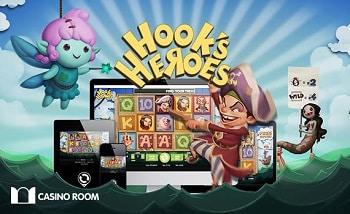 Hook's Heroes free spins