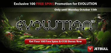 Jetbull 100 free spins