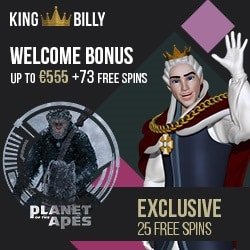 It's time for the King's Carols, with bonuses by casino King Billy