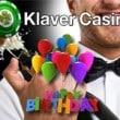 Klaver Casino 50% Reload Bonus