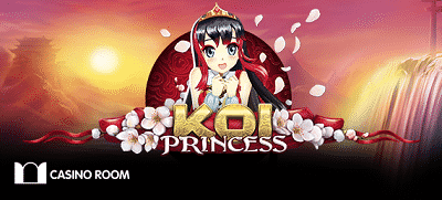 Free Spins On Koi Princess