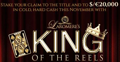 November 2015 Promotions At Laromere
