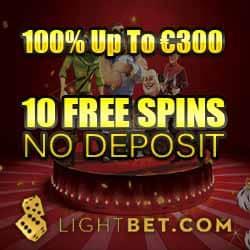 Lightbet Casino Bonus