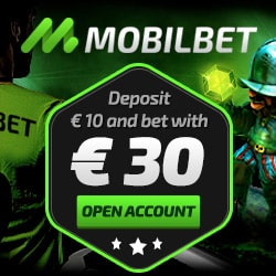 Mobilbet free spins March 2016
