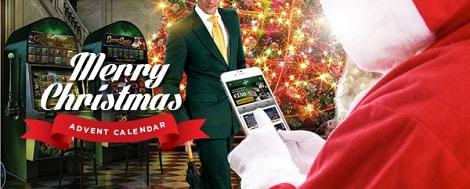Mr Green Christmas December 2014