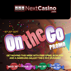 On The Go Promo