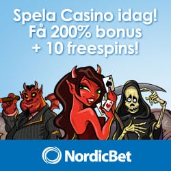 Nordicbet cashback