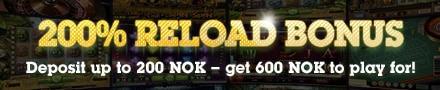Norskespill monthly bonus