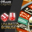 Weekly free spins at Offsidebet