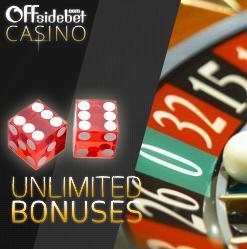 Offsidebet bonus