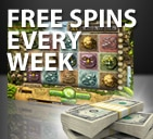 Up to 10 freespins at Offsidebet