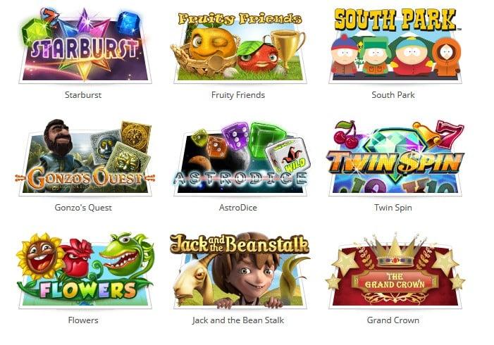 Prime Slots Games