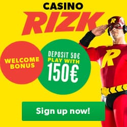 Rizkmas 2018 - a new holiday campaign by casino Rizk