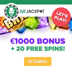 Sir Jackpot Casino Promotion