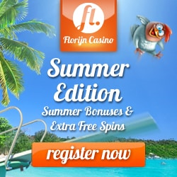 Florijn Casino Promotion