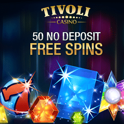 Tivoli Casino 50 No Deposit Free Spins
