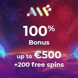 Alf Casino Promotion