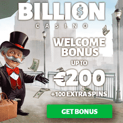 Billion Casino Promotion
