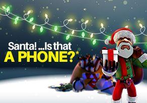 Santa call at Slotfruity