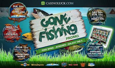 Fishing At Casinoluck