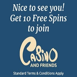 Spin a Mini: €80,000 Prize Pool - Casino And Friends