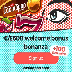 The Perfect Bet campaign brings €4,000 to CasinoPop