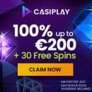 The Big Game Draw for €20,000 with online casino Casiplay