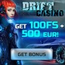 Drift Casino tournaments: Race of Champions & Break a Record