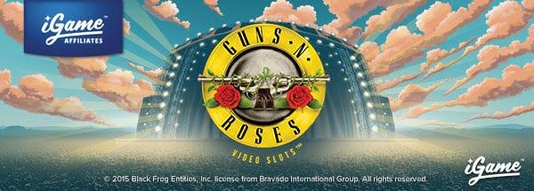 Guns N' Roses at iGame