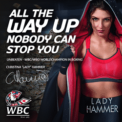 Lady Hammer Casino Promotion