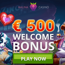 Malina Casino Promotion
