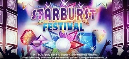 Starburst festival 2016