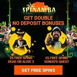 Spinamba Casino Promotion