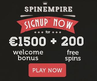 Spin Empire Promotion